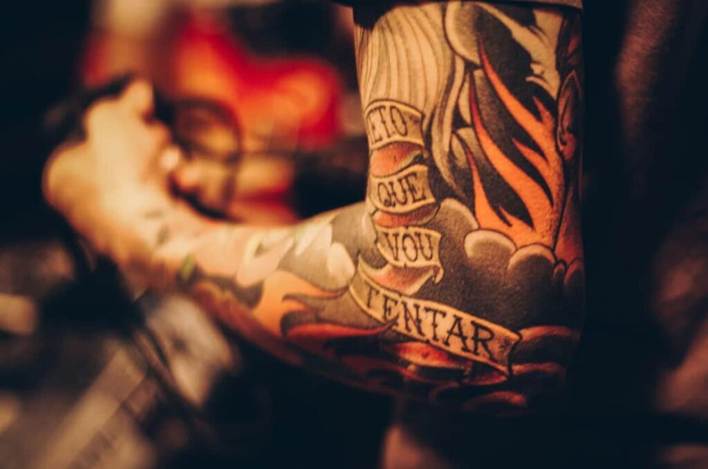 Sleeves Tattoo Design