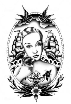 CustomTattooDesignSample6